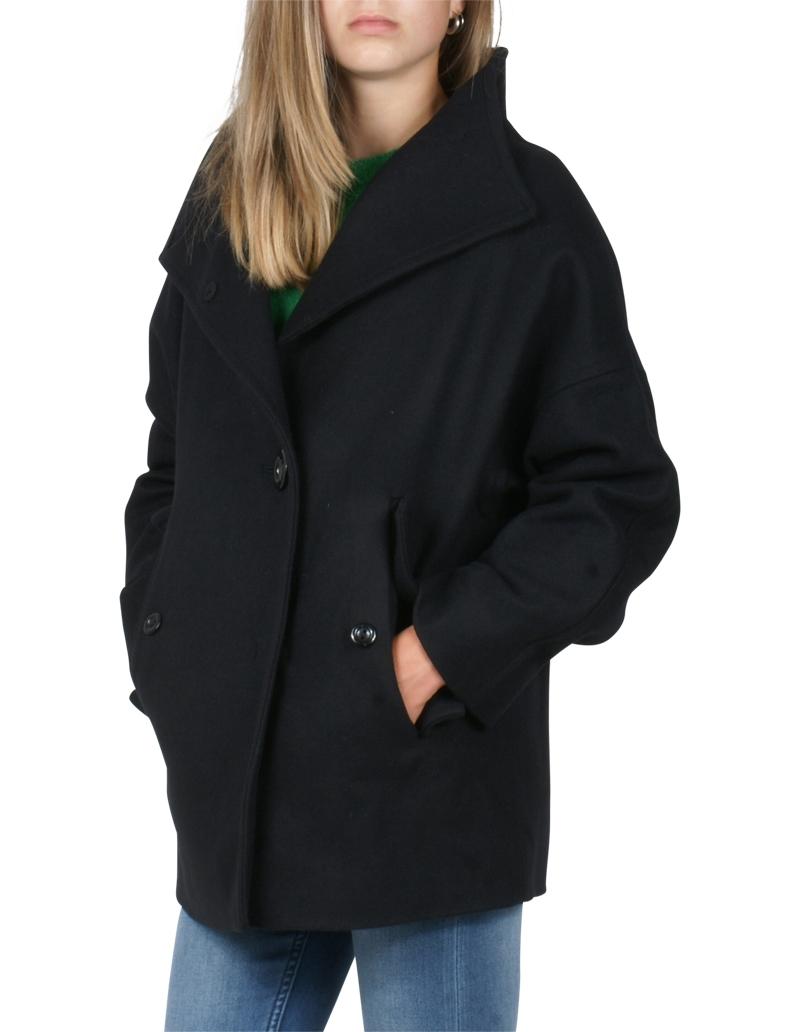 c825d94d74ec Little Remix jacket wool Hamilton Short Black 14339