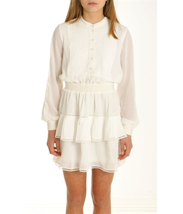 Little Remix Junior Lea Shirt Dress Cream 14002