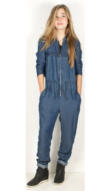 Little Remix Jumpsuit Gwen medium denim