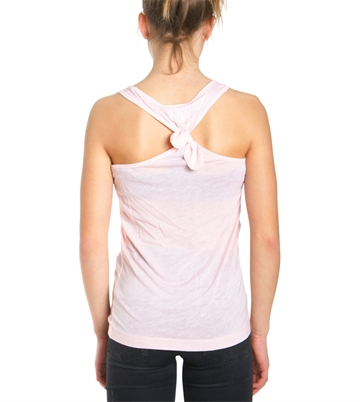 Little Remix Tank Top New Blos Tie Light Pink 13911
