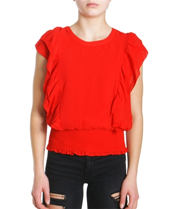 Little Remix Top Lea Red 13971