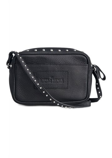 Little Remix Stud Shoulder bag leather black