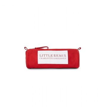 Little Remix Marche Pencil Case lipstick red 14493