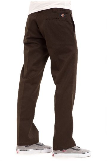 Dickies Industrial Work Pant 894 Chocolate Brown