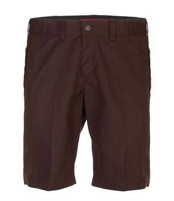Dickies Industrial Work Shorts Chocolate Brown