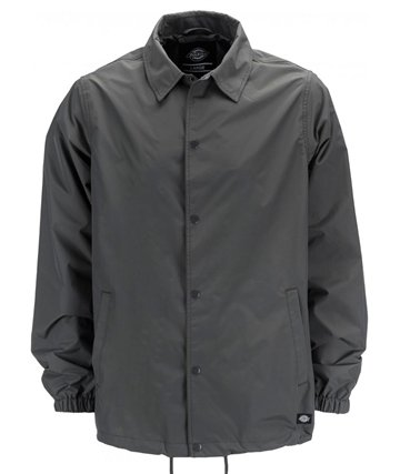 Dickies Coach Jacket Torrance charcoal Grey