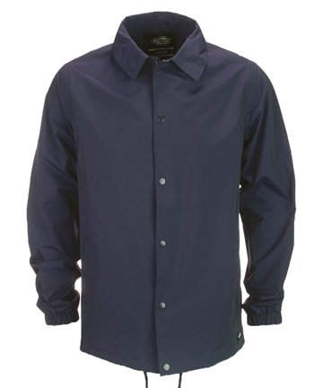 Dickies Coach Jacket Torrance Navy Blue
