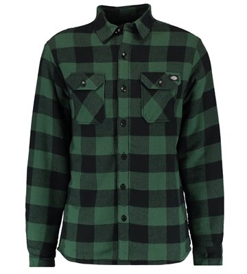 Dickies Insulated shirt Lansdale pine green