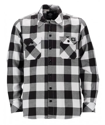 Dickies Shirt Sacramento Black