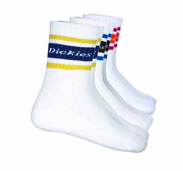 Dickies socks Madison Heights Ass.Col. 3-pack
