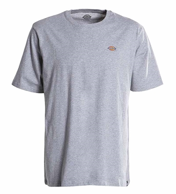 Dickies T-shirt Stockdale Grey Melange mini logo
