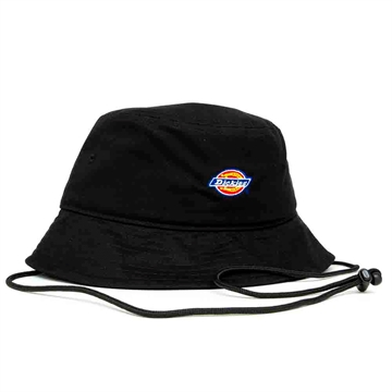 Dickies Ray City Logo Bucket Hat Black