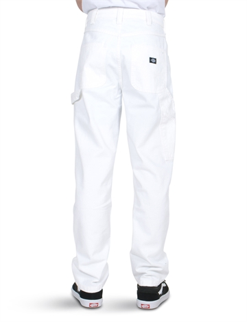 Dickies Park City Jeans White