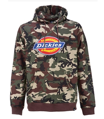 Dickies Sweat Hoodie Nevada Camo