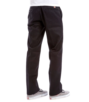 Dickies Work Pant Slim Fit 873 Black