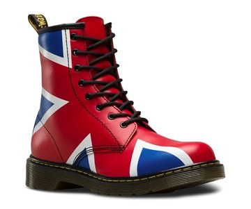 Dr. Martens Delaney Union Jack 021977-410