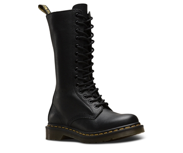 Dr. Martens Boots 1B99 Black 14-Eye Lace