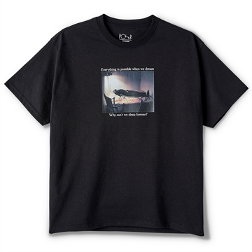 Polar Skate Co T-shirt Everything Black