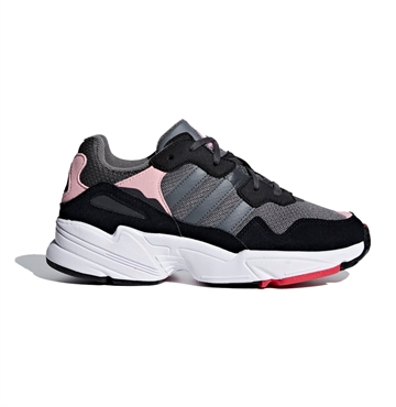 Adidas yung-96 F35274 Black / Grey / Rose