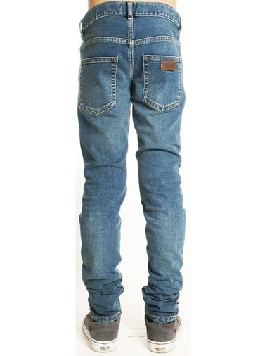 Finger In The Nose Boys Jeans New Norton Atl. Blue straight fit