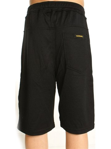 Finger In The Nose Shorts Player Black bermudas