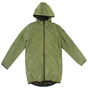 Finger in the Nose Rain Jacket Army Green