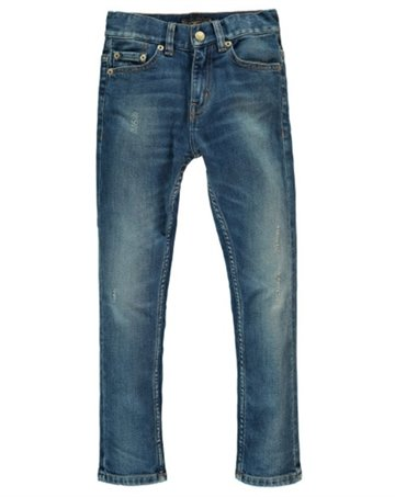 Finger in the Nose Jeans New Norton dark blue dirty