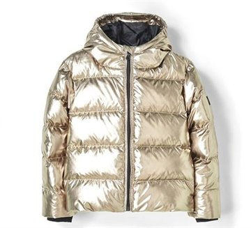 Finger in the Nose Girls Jacket Snowfield Copper