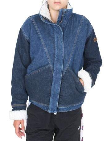 Finger in The Nose Jakke Flyer Oversize Denim