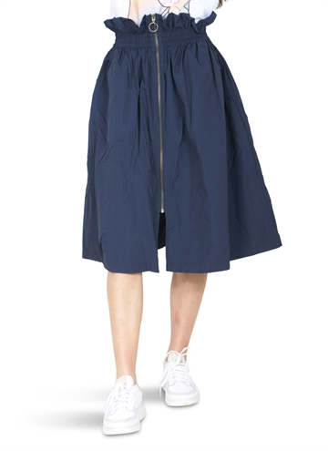 Finger In The Nose Parachute Skirt Sailor Blue