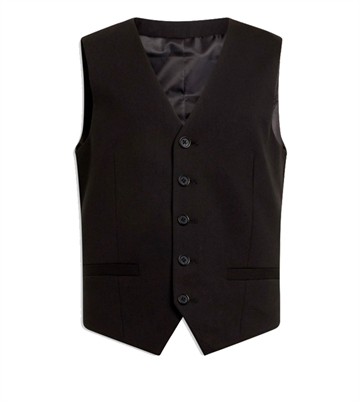 Formél Vest Kennet Black
