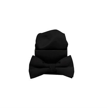 Formél Bow Tie Our Mél Plaine Black