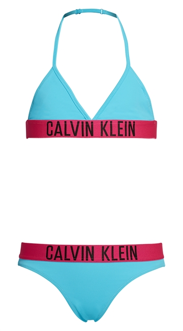 Calvin Klein Bikini Triangle 800295 Bluefish