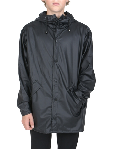 GRUNT Rain Drop Jacket Uni black