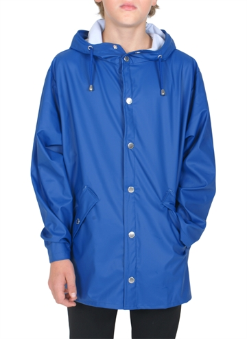 GRUNT Rain Drop Jacket Uni blue