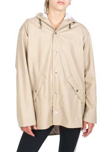 GRUNT Rains Drop Jacket Uni sand