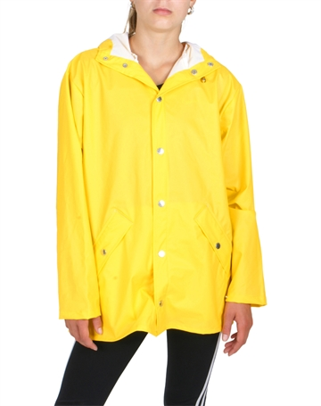 GRUNT Rain Drop Jacket Uni yellow