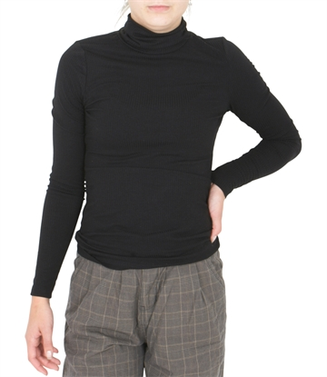 LMTD Girls Top Turtleneck NLFRHONDA Black