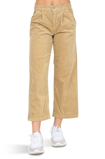 LMTD Girls banicka 7/8 wide pants White pepper