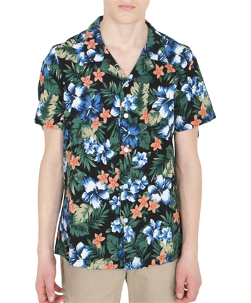 Grunt Boys Gabe Shirt s/s Wave Blue