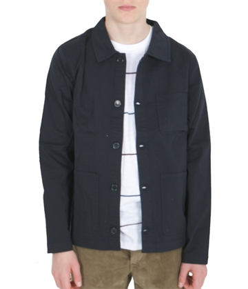 GRUNT Boys Lev Jacket Navy