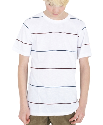 GRUNT Boys Lakota Tee White