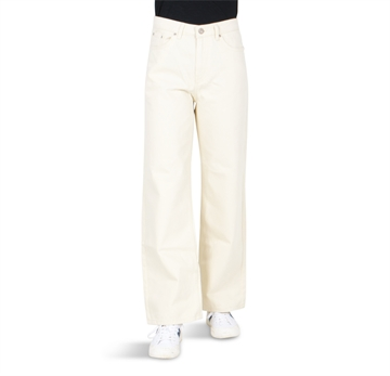 GRUNT Girls Jeans Wide Leg Offwhite