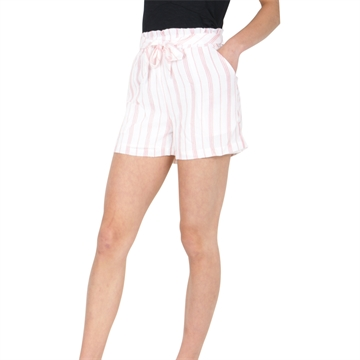 Grunt Girls Shorts Heidi Paper Bag Red Striped