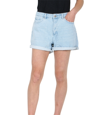 Grunt Girls denim MOM shorts Hanne Lt. Blue