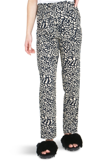 Grunt Bukser Anni Pants Dark Blue