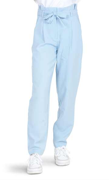 Grunt Bukser Larke Ancle Pants Baby Blue