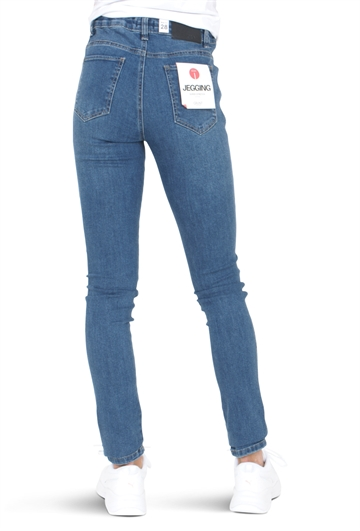 Grunt Girls Jegging Pant Unit Blue