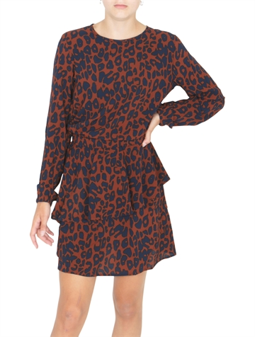 Grunt Girls Dress Liv Rusty