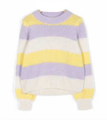 Grunt sweater Vita Stripe knit summer